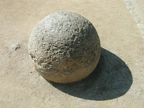 Stone Spheres photo